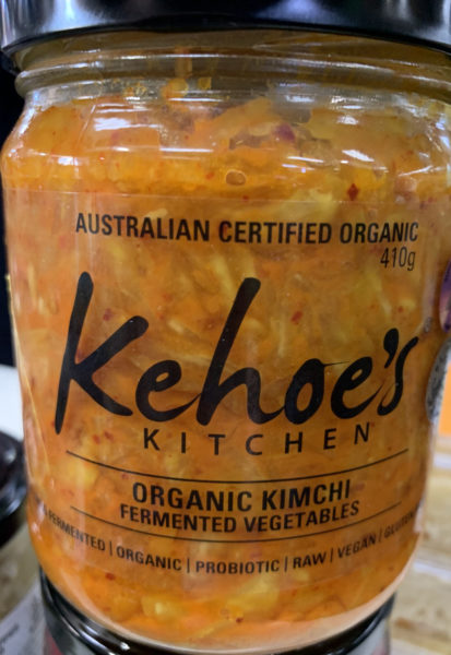 Kohoe's Organic Kimchi (410gm)