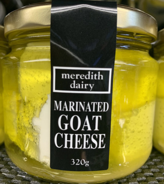 Meredith's Goats Cheese (320g)