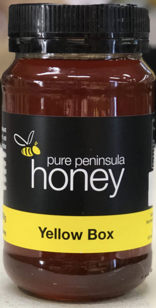 Pure Pennisula Honey Yellow Box