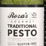 Roza's Traditional Pesto (240ml)