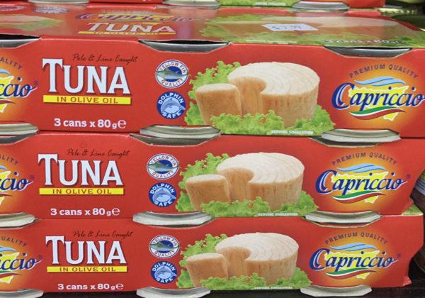 Tuna – Cappriccio Italian Tuna (3 Pack)